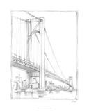 Suspension Bridge Study I Limited Edition by Ethan Harper