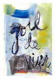 Joie Je Vivre Stampe di Jodi Fuchs