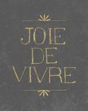 Joie De Vivre Poster van Lottie Fontaine