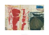 Modern Collage I 限定版アートプリント : エレナ・レイ