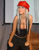 Christina Aguilera Fotografía
