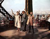 Cinderela em Paris Fotografia