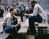 """Nyckeln till frihet, """"The Shawshank Redemption"""" Foto"""