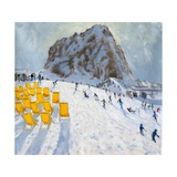 Selva Val Gardena, Italy Giclee Print by Andrew Macara