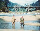 Il ponte sul fiume Kwai Foto