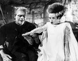 Frankensteins Braut Foto