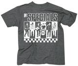 The Specials- Cartoon Vêtements