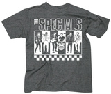 The Specials- Cartoon Tshirts