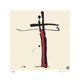 Abstract IV 限定版アートプリント : タイラー・ウィルソン