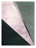 Geometric Art 1 Poster di Pop Monica