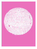 Mirrorball Prints by Jorey Hurley