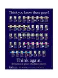 Presidents Posters van  Encyclopaedia Britannica
