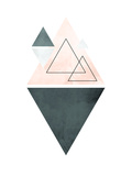Geometric Art 37 Prints by Pop Monica