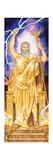 Zeus (Greek), Jupiter (Roman), Mythology Poster van  Encyclopaedia Britannica