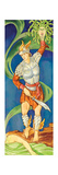 Perseus, Greek Mythology Poster por  Encyclopaedia Britannica