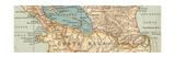 Map of the proposed Nicaragua Canal Gicléedruk van  Encyclopaedia Britannica