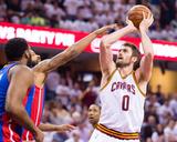 Detroit Pistons v Cleveland Cavaliers - Game Two Foto af Jason Miller
