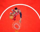 Portland Trail Blazers v Los Angeles Clippers - Game Five Fotografía por Harry How