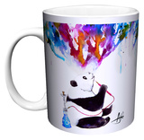 Marc Allante - Panda Mug Mug