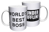 The Office - Dunder Mifflin World's Best Boss Mug Mug