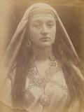 Balaustion, October 1871 Lámina fotográfica por Julia Margaret Cameron