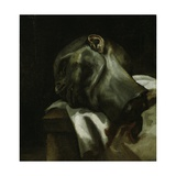 Head of a Guillotined Man, 1818-19 Giclee Print by Theodore Gericault