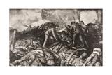 The Charge, 1918 Reproduction procédé giclée par George Wesley Bellows