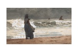 The Watcher, Tynemouth, 1882 Giclee Print by Winslow Homer