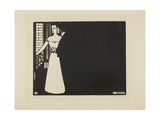 Money, Plate Five from 'Intimacies', 1898 Giclée-Druck von Felix Edouard Vallotton