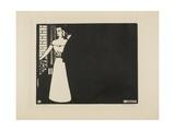 Money, Plate Five from 'Intimacies', 1898 Lámina giclée por Felix Edouard Vallotton