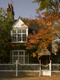 Bedford Park, Acton, London Fotografie-Druck von Richard Bryant