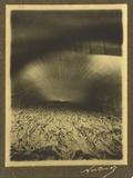 Interior of Le Géant Inflating, 1863 Fotografisk trykk av  Nadar