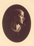 Mrs. Herbert Duckworth, April 1867 Lámina fotográfica por Julia Margaret Cameron
