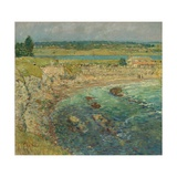 Bailey's Beach, Newport, R.I., 1901 Giclee Print by Childe Hassam