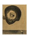 Guardian Spirit of the Waters, 1878 Giclee Print by Odilon Redon