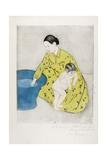 The Bath, 1890-91 Giclee Print by Mary Cassatt