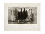 The Isle of the Dead, 1890 Giclee Print by Max Klinger