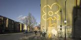 Banksy Mural, Pollard Street, Bethnal Green, London Lámina fotográfica por Richard Bryant