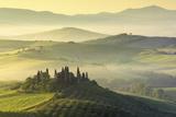 Val D'Orcia - Tuscany, Italy Impressão fotográfica por  ClickAlps