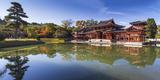 Japan, Kyoto, Uji, Byodoin Temple Photographic Print by Jane Sweeney