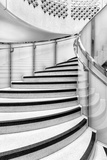 Europe, United Kingdom, England, Middlesex, London, Tate Britain Staircase Reproduction photographique par Mark Sykes