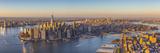 Lower Manhattan from Brooklyn, New York City, New York, USA Fotografisk trykk av Jon Arnold