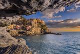 Manarola, Cinque Terre, Liguria, Italy Impressão fotográfica por  ClickAlps