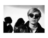 Andy Warhol, 1966 (2) Kunstdrucke von Andy Warhol/ Nat Finkelstein