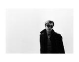 Andy Warhol, 1966 Kunst af Nat Finkelstein