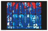 Suicide Squad- The Whole Gang Blacklight Prints