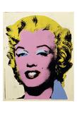 Lemon Marilyn, 1962 Plakat af Andy Warhol
