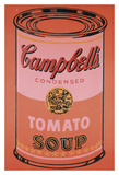 Campbell's Soup Can, 1965 (orange) Prints by Andy Warhol