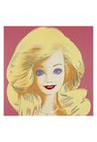 Barbie, 1986 Kunstdrucke von Andy Warhol