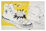 Converse Extra Special Value, c. 1985-86 Plakater af Andy Warhol
